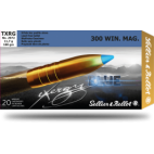 Náboj kulový Sellier a Bellot, Exergy Blue, .300 Win.Mag., 180GR/ 11, 7g, TXRG