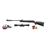 vzduchova-puska-gamo-mod-quiet-cat-raze-4-5mm-set-optika-3-9x40-100ks-tercu-250ks-diab
